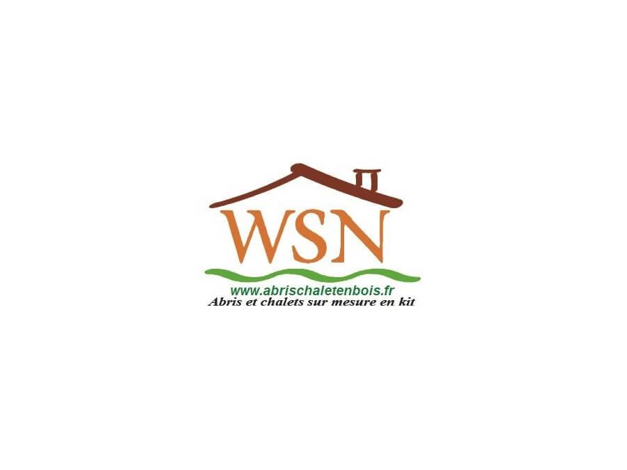 WSN – batiment en bois