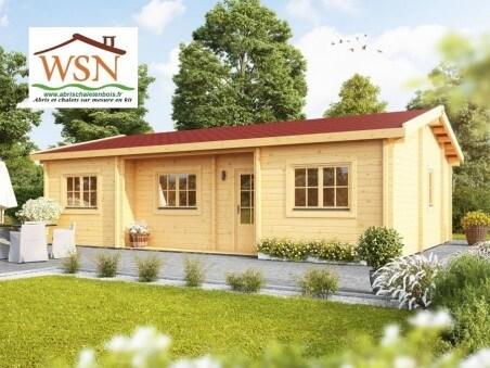 WSN - Chalet en Bois