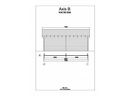 BOX A CHEVAUX avec Préau (44mm-700x350) WS1101