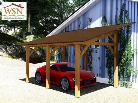 Carport1 3000x5500-2300 WS14110