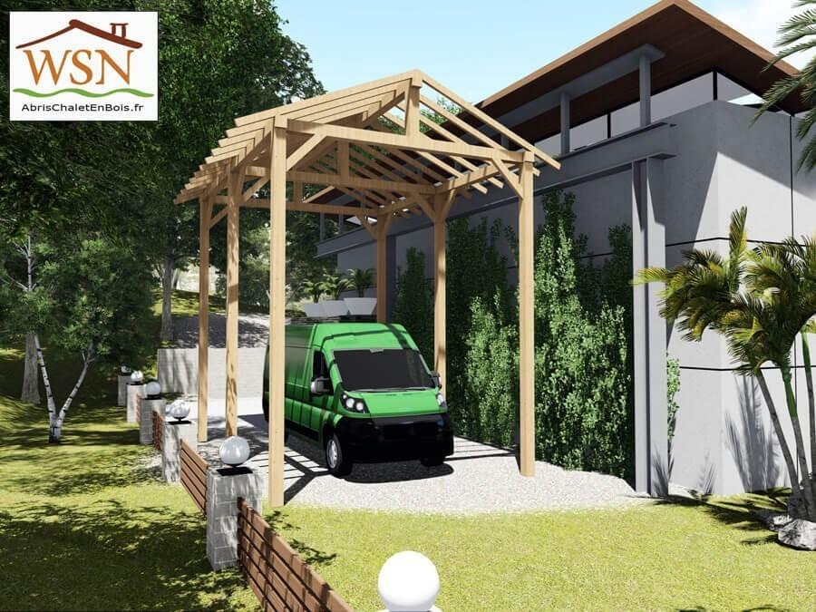 Carport3 4200x6000-5000 WS14120