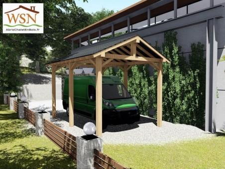 Carport5 3500x5500-3000 WS14130