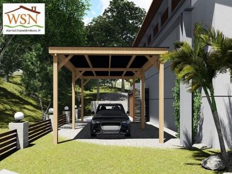 Carport9 4300x8200-3400 WS14150