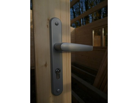 Abri en bois AVEYRON 18,9 m² Dim. (5400X3500-44mm)