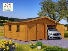 Garage 36m² (6000X6000-44mm)