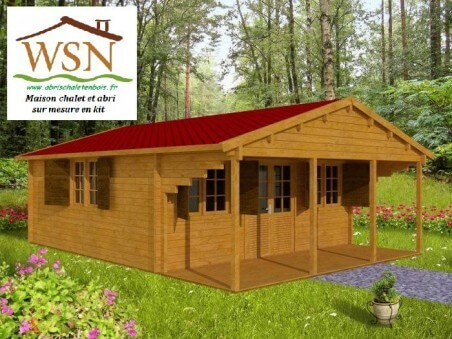 FINISTERE 36m² (6000x6000-44mm) WS724