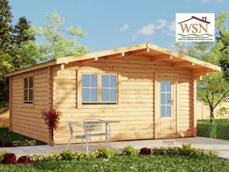 WSN – Bungalow en bois